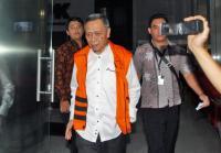 Jaksa KPK Tuntut Cabut Hak Politik Eks Anggota DPR Amin Santono