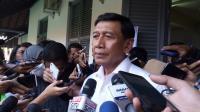Soal Pembebasan Ba'asyir, Wiranto: Jangan Berdebat dengan Saya!