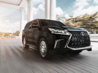 Banyak Digunakan Pejabat, Lexus Hadirkan LX570 Sport Terbaru