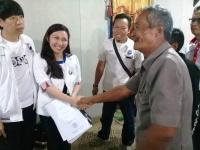 Tuntut Keadilan, Korban Waduk Kedung Ombo Mengadu pada Caleg Perindo