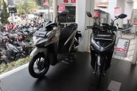 Model Skuter Matik Honda yang Laris Manis di Luar Negeri