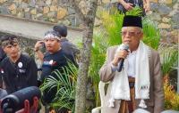 Ahok Bebas, Ma'ruf Amin: Perlakukanlah sebagai Warga Negara yang Baik