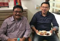 Ahok Bebas, Djarot: Welcome Home Bro
