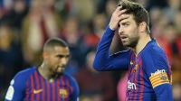 Barcelona Takluk 0-2 dari Sevilla, Pique: Masih Ada Leg Kedua