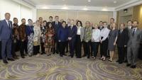 Bertemu Dubes UE, Ini yang Dibahas TKN Jokowi-Ma'ruf Amin