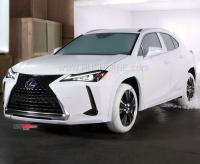 Lexus Bikin Ban Mobil Unik, Inspirasinya Bikin Geleng Kepala