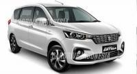 Belum Diluncurkan, Suzuki Bongkar Ubahan Ertiga Baru