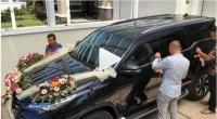Harga Mobil Dinas Wabup Bandung yang Jadi Mobil Pengantin Bagi Warganya