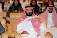 Putra Mahkota Saudi Fokus Bahas Ekonomi saat Berkunjung ke Indonesia