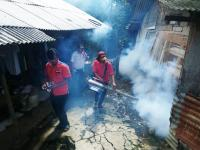 """Rescue Perindo """"Asapi"""" Ratusan Rumah di Koang Jaya Tangerang"""