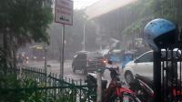 Hujan Lokal Diprediksi Mengguyur Jakarta pada Hari Ini
