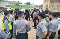 Gerebek Balap Liar di Proyek Tol Serpong, Polisi Sita 82 Sepeda Motor