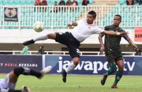 Persija Tertinggal 1-2 dari PS TIRA-Persikabo di Babak Pertama