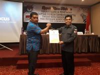 KPU Tanjungpinang Tetapkan DPTb Sebanyak 151.104 Pemilih
