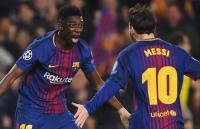 Dembele: Messi Buat Sepakbola Jadi Terlihat Mudah