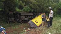Kecelakaan di Cipularang, Sopir Bus Bima Suci Jadi Tersangka