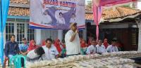 Bantu Masyarakat, Caleg Perindo Gelar Bazar di Kabupaten Indramayu