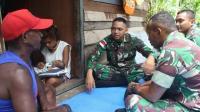 Banyak Orangtua di Perbatasan RI-Papua Nugini Ingin Anaknya Jadi TNI