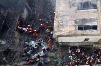 Kebakaran Dahsyat di Bangladesh Renggut 78 Jiwa, Kemungkinan Bertambah