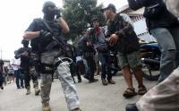 Terduga Teroris Ditangkap saat Razia Lalu Lintas