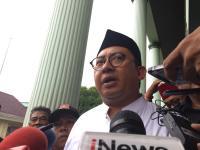 Kunjungi Rutan Medaeng, Fadli Zon Beri Semangat ke Ahmad Dhani