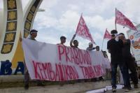 Prabowo Dituntut Kembalikan Lahan di Aceh ke Masyarakat Adat Gayo