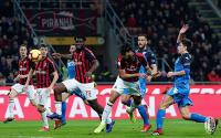 Dua Gol Dianulir, Milan Tangani Empoli 3-0