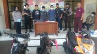 2 Terduga Pelaku Pembakaran Motor Ditangkap di Temanggung