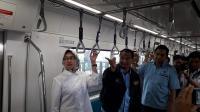 Naik MRT, Bundaran HI ke Lebak Bulus Cuma 28 Menit