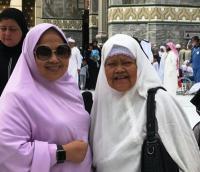 Februari, Umrah Terakhir Ustaz Abdul Somad Bersama Ibunda