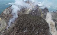 Gunung Merapi Kembali Semburkan Awan Panas, Jarak Luncur 1 Kilometer