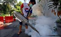 6 Warga Jadi Korban Demam Berdarah, Partai Perindo <i>Fogging</i> 150 Rumah
