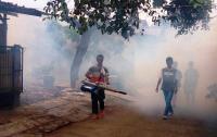 2 Warga Terkena DBD, Caleg Perindo Lakukan <i>Fogging</i>