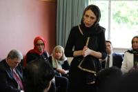 Teror Masjid Christchurch, PM Selandia Baru: Pelaku Seorang Teroris, Dia Ekstremis