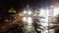 Sentani Diguyur Hujan Deras, Warga Kembali Mengungsi