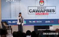 Penampilan Ma'ruf Amin dalam Debat Dinilai Patahkan Keraguan Sejumlah Pihak
