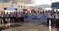 Partai Perindo Sumut Kirim 33 Kader Terbaik untuk Rakornas 2019