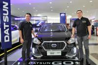 Datsun Percaya Diri Go  Panca CVT Diminati Konsumen di Medan