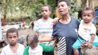 Banjir Sentani: Teriakan