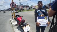 Aksi Warga Timika Rela Jual Motor demi Bantu Korban Banjir Sentani