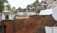 Pemda DIY Siapkan Strategi Penanganan Kerusakan Makam Imogiri