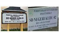 Nama SD di Sukoharjo Mendadak Viral karena Dikira Kampanye Pilpres