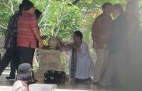 Ketum PDIP Megawati Soekarnoputri Ziarah ke Makam Bung Karno