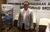 Menpan-RB Syafruddin Jenguk Ani Yudhoyono di Singapura