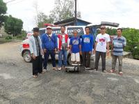 Caleg Perindo Asapi Ratusan Rumah Warga di Kalimantan Timur