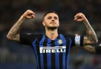Mauro Icardi Kembali Latihan dengan Inter Milan
