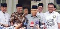 KH Maruf Amin Hadiri Peringatan Harlah NU di Banten