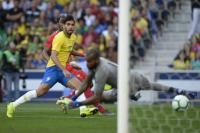 Brasil Diimbangi Panama 1-1 di Laga Persahabatan