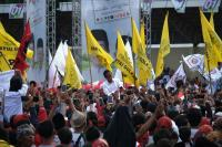 Jokowi Puji Banten Sebagai Kotanya Para Ulama, Salah Satunya Kiai Ma'ruf