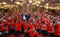 PDIP dan Gerindra Berebut Suara Milenial di Pemilu 2019